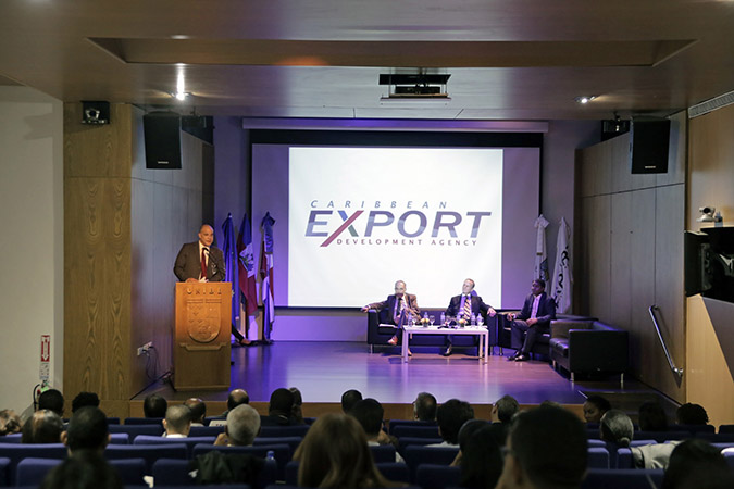 Caribbean Export Development Agency workshop