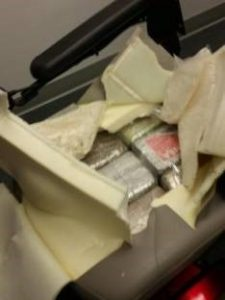 Passenger from Saint Lucia arrested at JFK after cocaine find