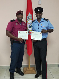 Saint Lucia Fire Service continues to build capacity