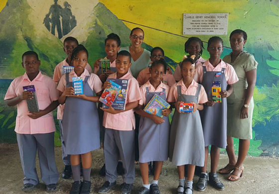 Sandals Resorts and the Local School Community – A Winning Combination
