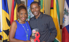 Antiguan Film Pioneers Receive Regional Award for their work on HIV/AIDS Campaign