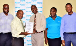 Flow Signs With National Workers Union
