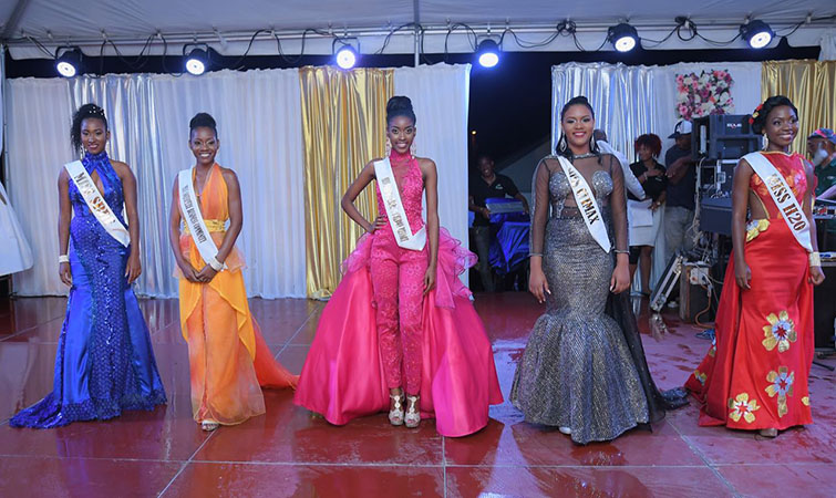 Ms Soufriere Carnival Queen Pageant