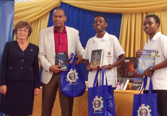 SMC wins U.S. Embassy's STEM Video Competition