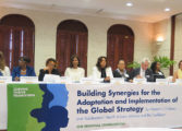 First Ladies of Belize and Trinidad and Tobago support the Global Strategy for the Health of Women, Children and Adolescents