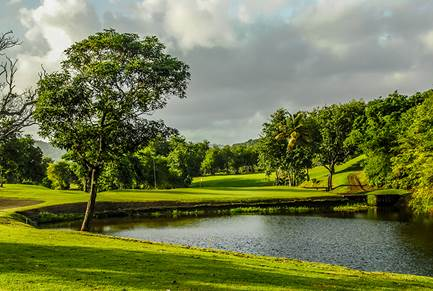 The Golf Course at Cap Estate Saint Lucia