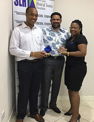 SLHTA's Virtual Agricultural Clearing House Honored for its work in Supporting Agri-Tourism Linkages