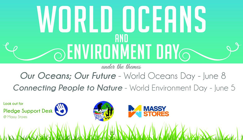 World Oceans and Environment Day