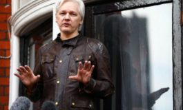 Ecuador foreign minister says UK wants a solution to Assange standoff