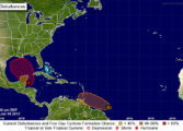 Severe weather alert issued for Barbados