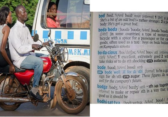 Ugandans hail inclusion of boda boda in Oxford Dictionary