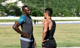 Bolt totally envisages Wayde's world