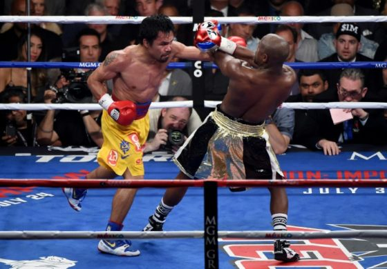 Pacquiao eyeing Mayweather rematch, says trainer