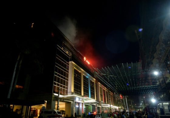 Dozens dead after gunman torches Philippine casino