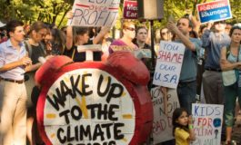 Anger over US withdrawal from climate change accord