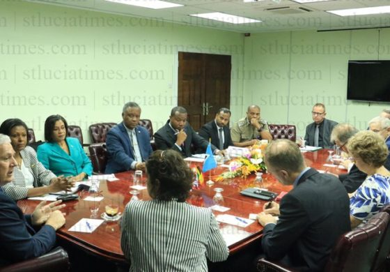EU and Saint Lucia Seek Stronger Alliance