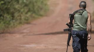 Colombia's Farc rebels have handed over 30% of weapons