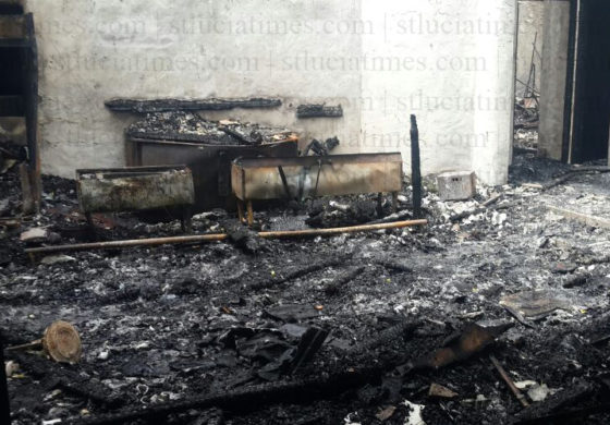 Seven out of work after restaurant fire