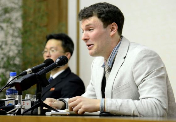 American student released from N. Korea prison arrives in US