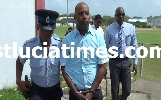 Murder accused Lester Daniel appears in court