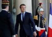 Macron to meet West African leaders on new anti-terror