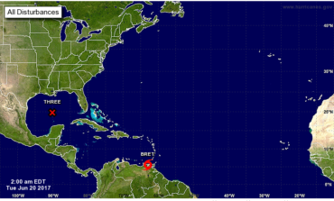 Trinidad: Flooding & damage reported from Tropical Storm Bret
