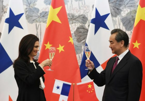 China delivers diplomatic punch to Taiwan by winning over Panama