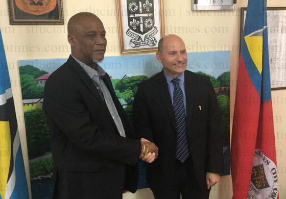 Castries Mayor to visit Cuba