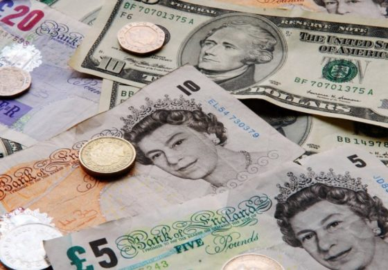 Dollar stronger as sterling falls on election shock