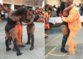 Explicit show at South African prison ignites scandal