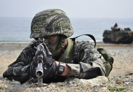 Gay witch hunt reported in South Korean military