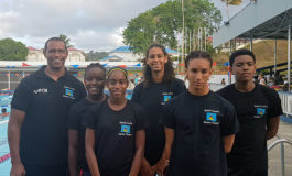 Six Swimmers Selected to Represent St. Lucia at the Central American and Caribbean Championships
