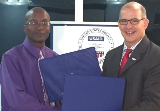 USAID signs MOU with Saint Lucia government