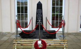 War memorial to African-Caribbean soldiers unveiled in London
