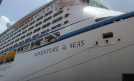 Adventure of the Seas Returns to Port Castries