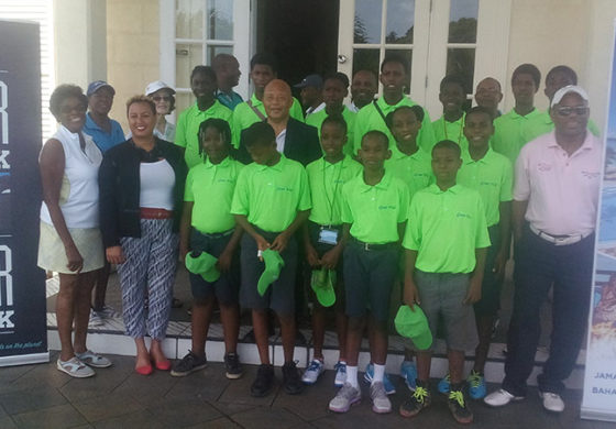 Sandals Saint Lucia Golf & Country Club Launches the 2017 Grow well Junior Golf Camp