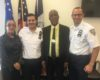 Castries Mayor begins official visit to New York City