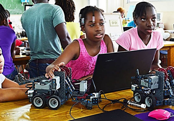 Barbados Junior Robotics Camp Turns 3 with 3 Levels