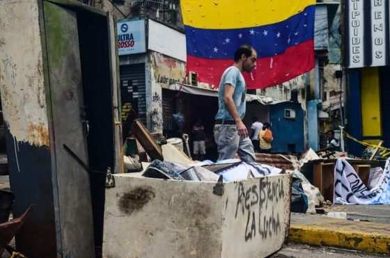 Venezuela votes on constituent assembly