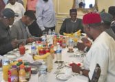 Ailing Nigeria president gives thanks for nationwide prayers