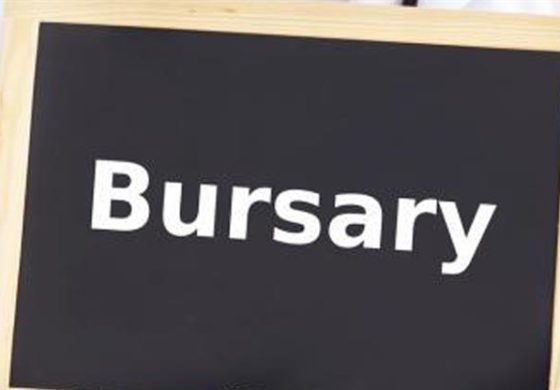 Bursary cheque schedule