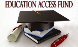 Collection of cheques for one-time bursary assistance