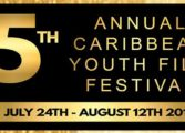 Caribbean Youth Film Festival opens in July