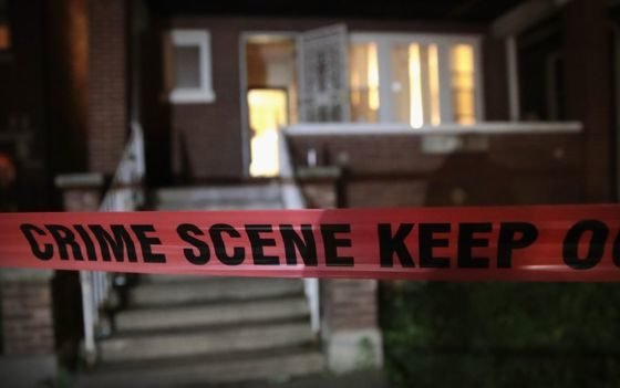 Chicago holiday weekend shootings claim 101 victims
