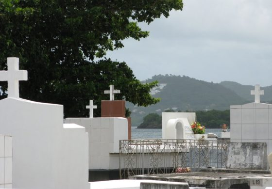 Mayor's Office denies plans for hotel at Choc cemetery
