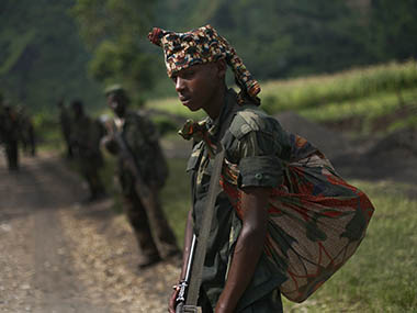 Five Congo rangers killed in joint army operation to rescue U.S. journalist