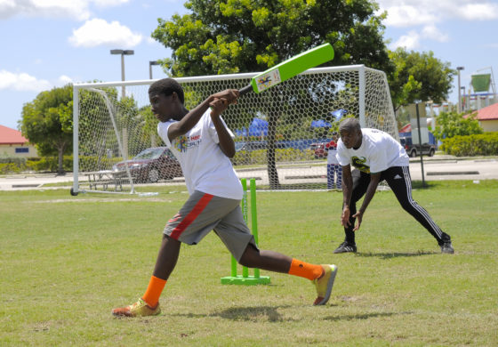 DIGICEL AND CPL LAUNCH YOUTH PROGRAMME