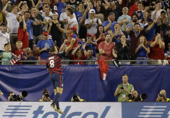 US beats Martinique 3-2 in Gold Cup