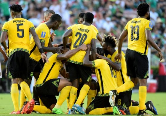 Jamaicans stun Mexico, book CONCACAF Gold Cup final with USA