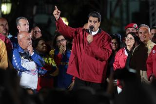 Venezuela's Maduro celebrates new assembly
